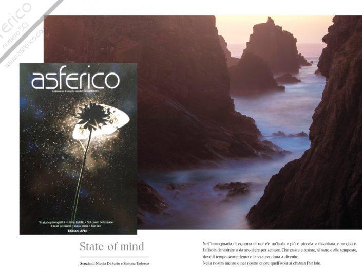 Asferico 50 - State of Mind, Scozia